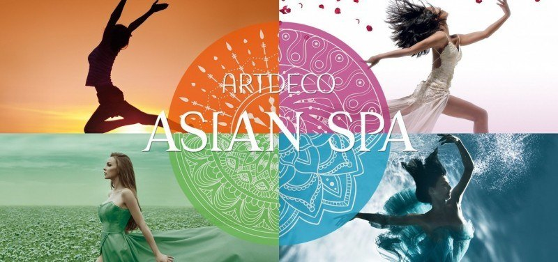 Artdeco Asian spa